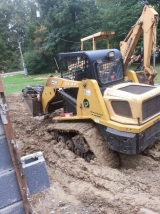 <h5>debris removal 3</h5><p>We're equipped to handle a little mud. </p>