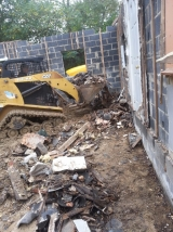 <h5>debris removal 2</h5><p>Can you imagine doing this by hand?</p>
