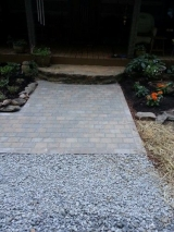 <h5>Paver Walkway After</h5><p>Another angle 																																																			</p>