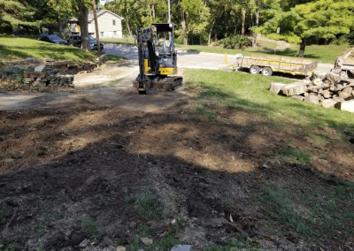 iowa stump removal after
